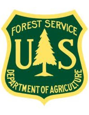 U.S Forest Service founded