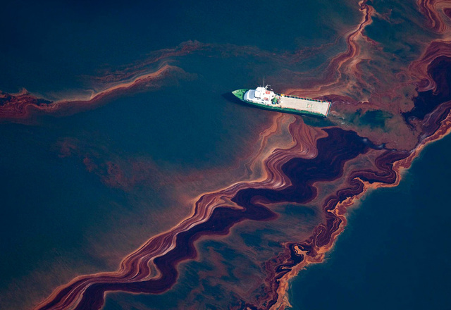 BP's Deepwater Horizon Oil Spill in Gulf of Mexico