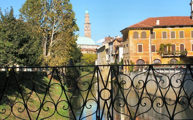 Moved to Vicenza, Italy