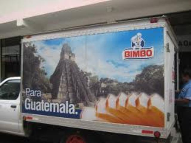 Bimbo en Guatemala