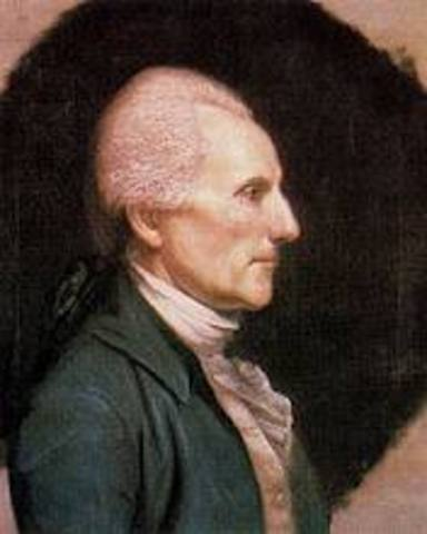 Richard Henry Lee proposes Independence
