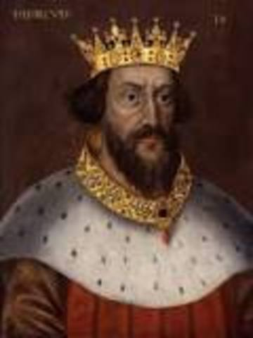 Henry 1 becomces king of england