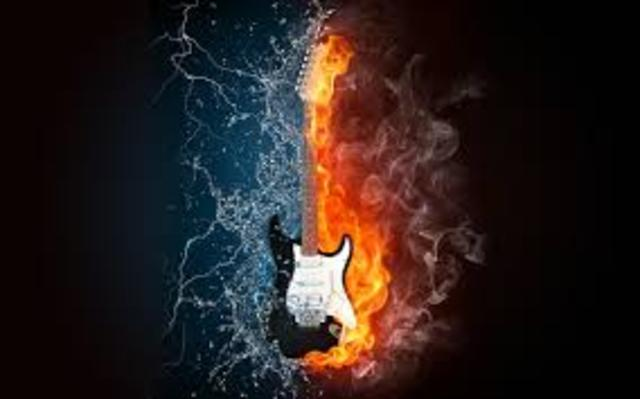 Invention of electric guitar