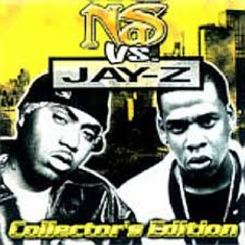 Jay-Z and Nas feud