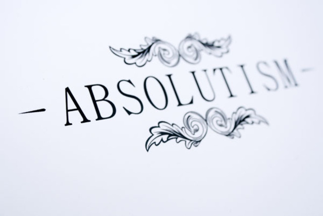 Rise of Absolutism and Constitutionalism
