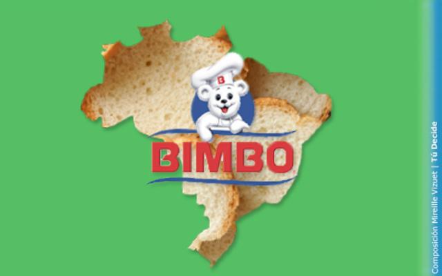 BIMBO adquirió una de las empresas panificadoras más grandes de Brasil