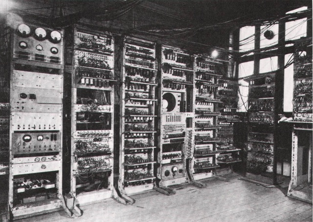 First Electronic Computer - ENIAC