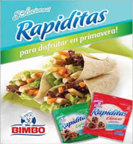 BIMBO ingresó al mercado de Paraguay