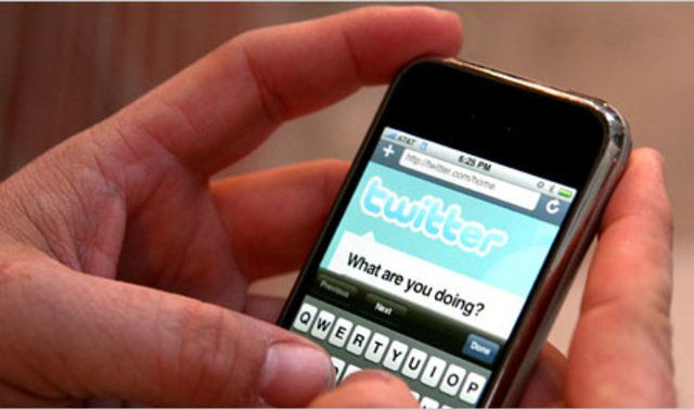 Increase of Twitter Users