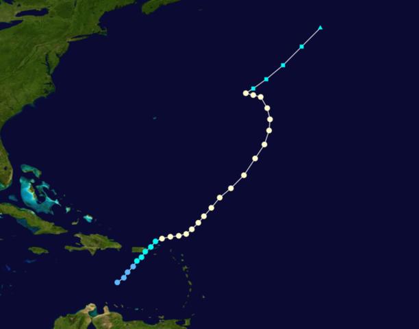 Tropical Storm-Klaus