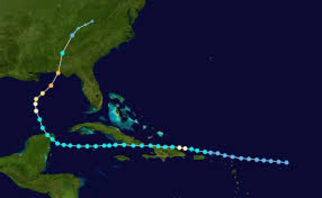 Tropical Storm-Eloise (Eloisa)