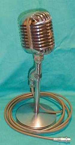 Directional Microphones - Unidyne (Shure 55)