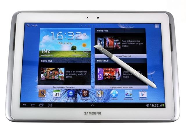 Samsung Galexy Note 10.1