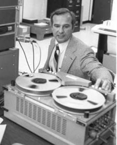 First 16 bit digital recording