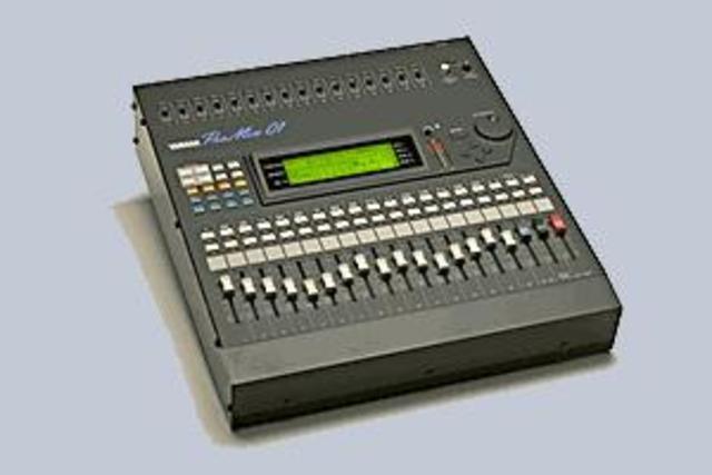 Prosumer Multitrack console