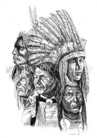 Natives in North America