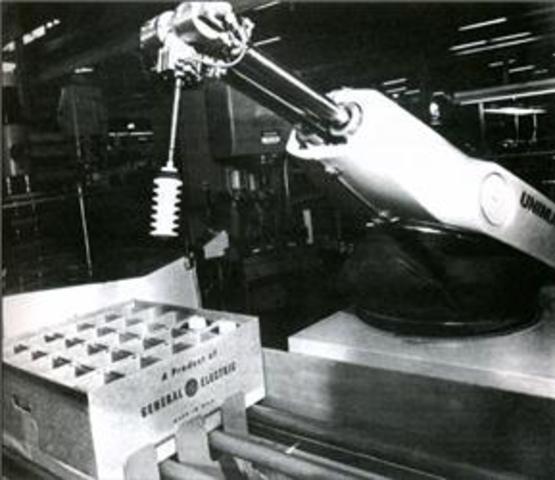 Unimat- El primer Robot.