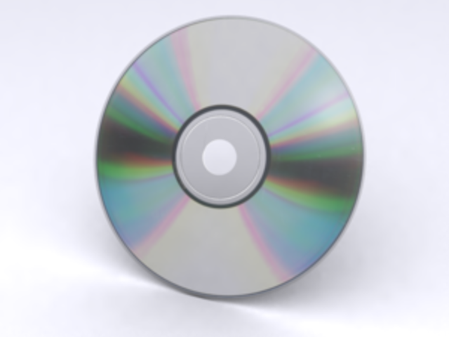 Primer CD de sony y philips.