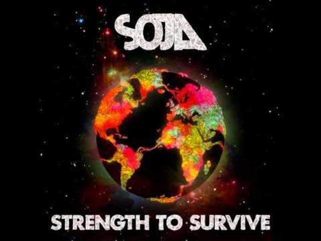 """Ultimo album """"Strength to Survive"""""""