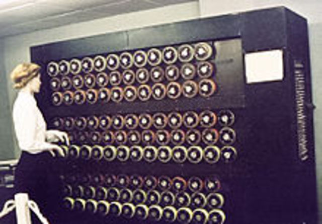 Primera Maquina de Turing