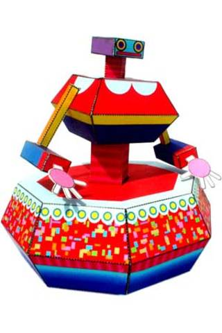 Robot Polly