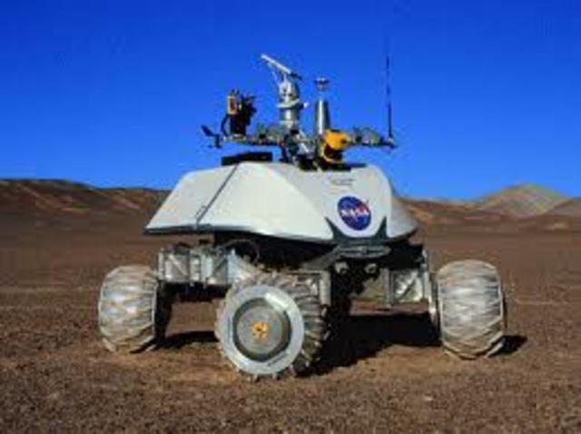 robot Nomad