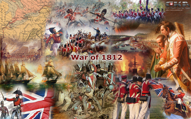 War of 1812 puts Canada vs America