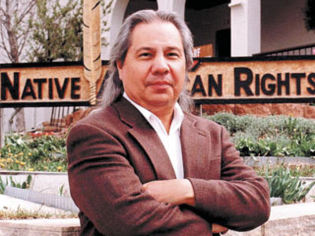 Native American Rights Foundation (NARF) founded