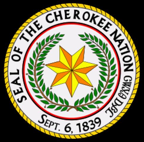 Cherokee Nation vs. Hitchcock