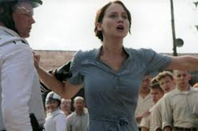 Katniss to the rescue!