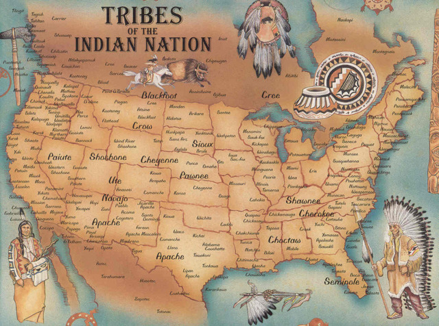 Termination of tribes
