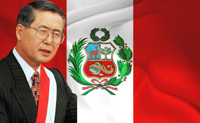 Inicio del Gobierno de Alberto Fujimori