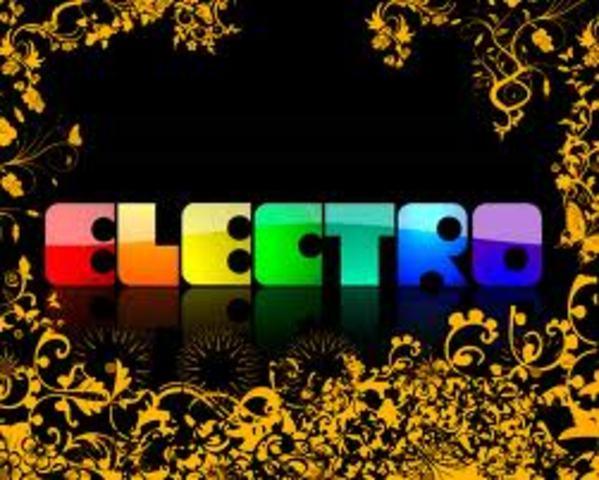 Электро́нная му́зыка