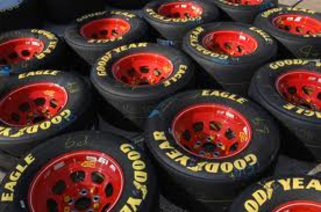 Goodyear's Rubber Patent