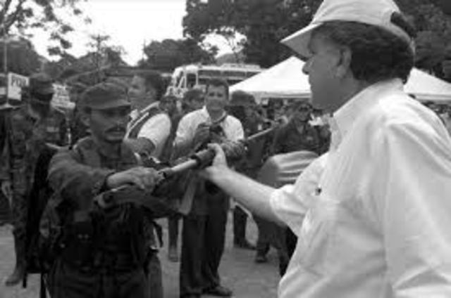 """Acuerdo Marco entre la SG/OEA y el gobierno de Guatemala """"Programa de Apoyo de la OEA para el Fortalecimiento de las Instituciones democráticas en Guatemala"""""""