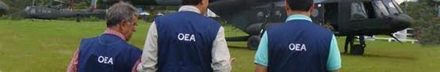 Culminó el proceso de demarcación de la frontera entre EL salvador y Honduras bejo los auspicios del Fondo de Paz