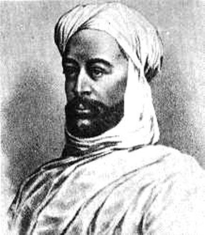 Muhammad 610-613 C.E.