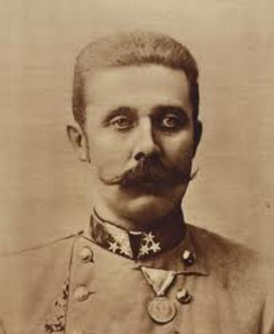 Assassination of Archduke Ferdinand