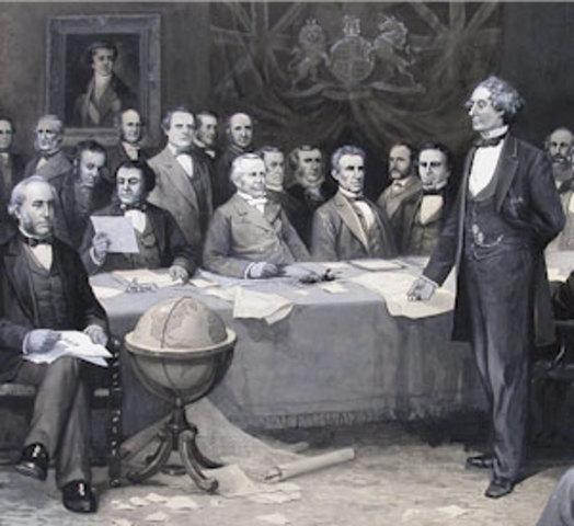 Confederation (Creation of Canada)