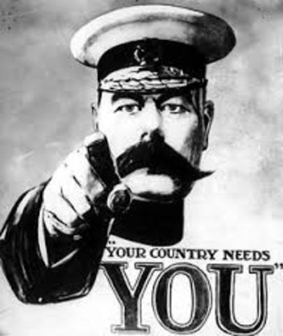 Britain Declares War on Austria-Hungary