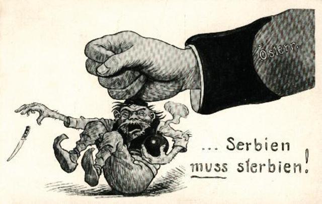 2nd Austrian invasion of Serbia