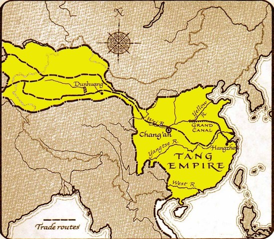 Tang Dynasty Begins