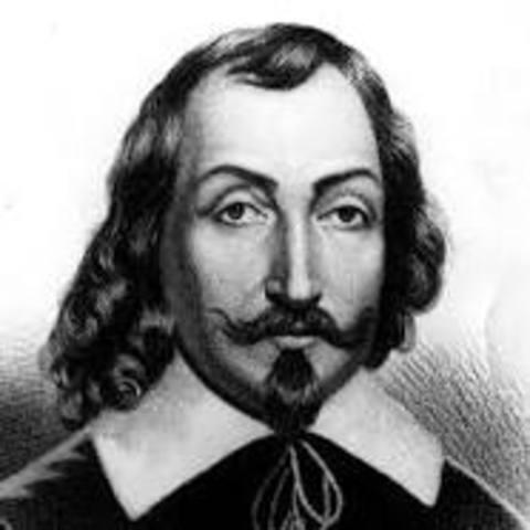Samuel de Champlain establishes permanent settlement in Québec
