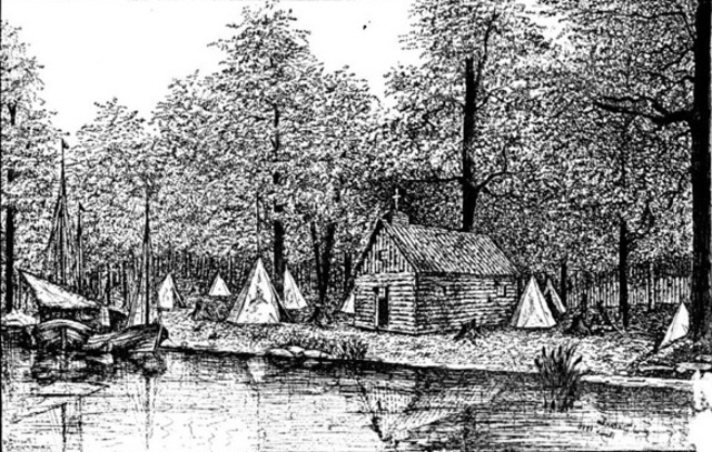 Establishment of Ville-Marie