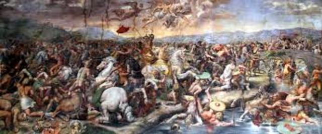 Outcome: Battle of Milvian Bridge