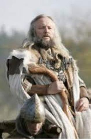 Ivar the Boneless is born