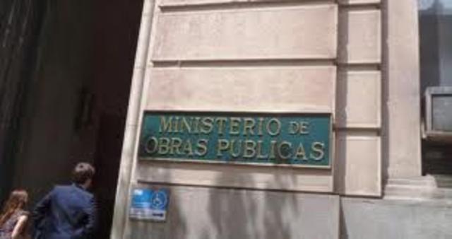 creación del Ministerio de Obras Públicas