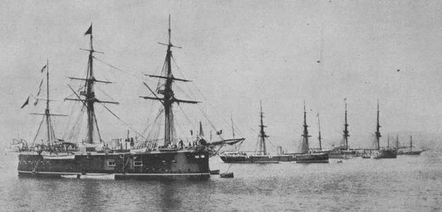 se creó el Consejo de Defensa Fiscal y se aumentaron las fuerzas navales