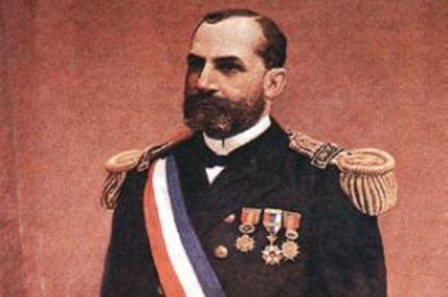 Gobierno de Jorge Montt Álvarez 1891-1896