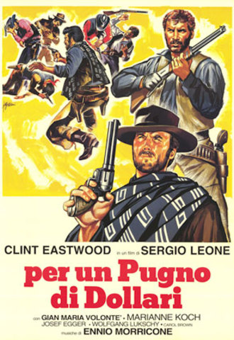 March 15-16 (A Fistful of Dollars)